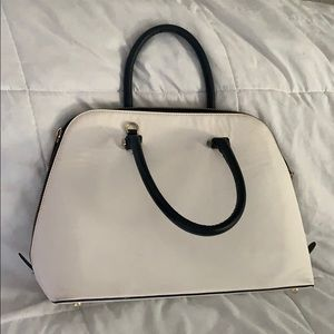White and black Zara Pocketbook
